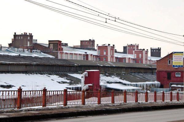 Завод «Зингер»