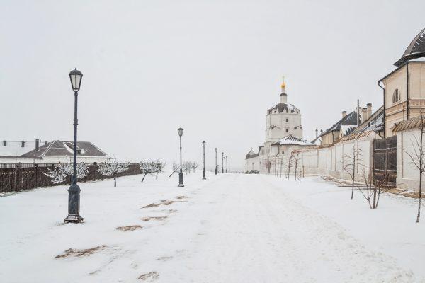 Зимний Свияжск
