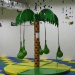 Пальма для лазания в центре «Остров сокровищ»