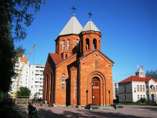 Церковь Христа Всеспасителя