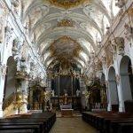 Интерьер церкви святого Эммерама