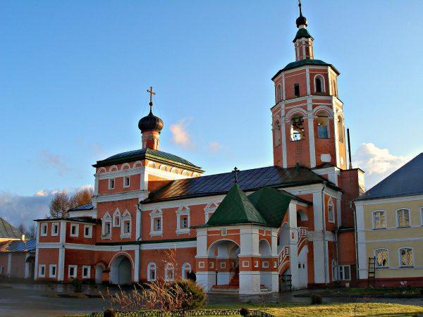 Церковь Вознесения