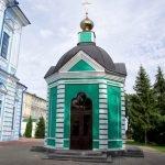 Часовня над могилой архиепископа Нижегородского и Арзамасского Евгения