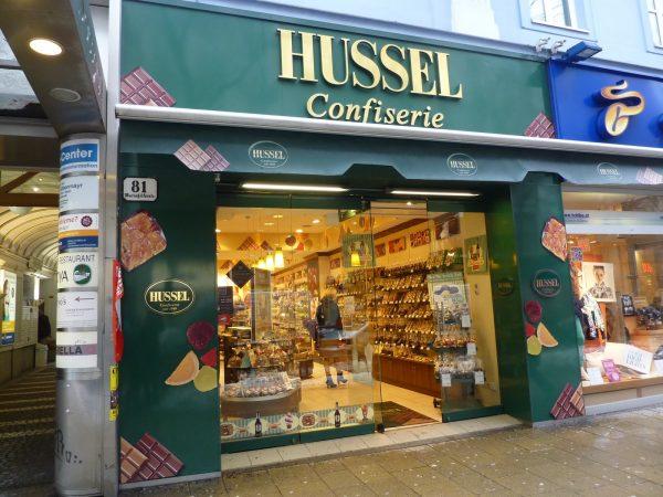 Confiserie Hussel