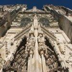 Декор фасадов собора святого Петра