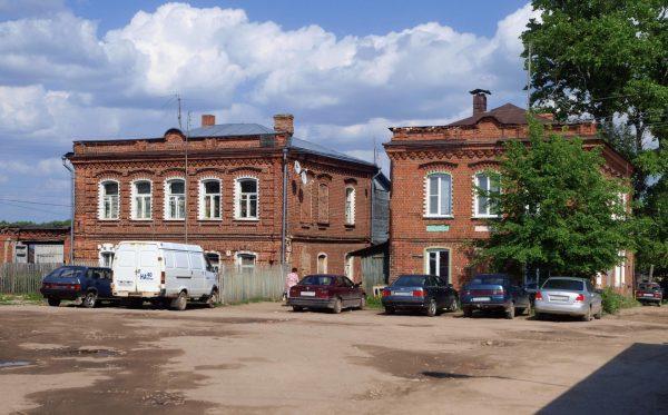 Фабрика Ёжиковых