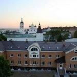 Гостиница Пафнутьево-Боровского монастыря