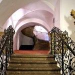 Готическая лестница Ратуши