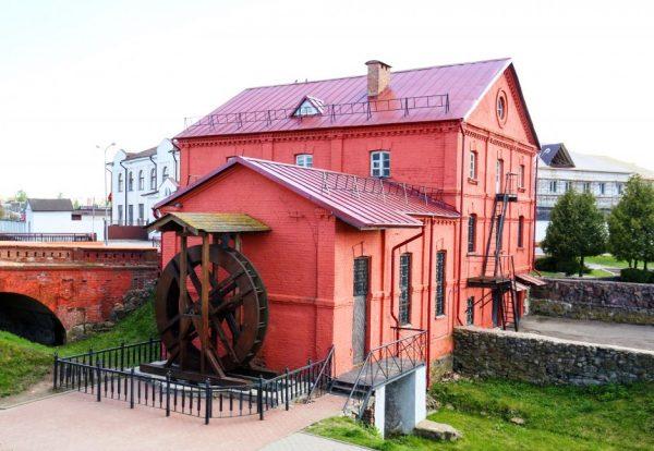 Музейный комплекс «Млын» в Орше