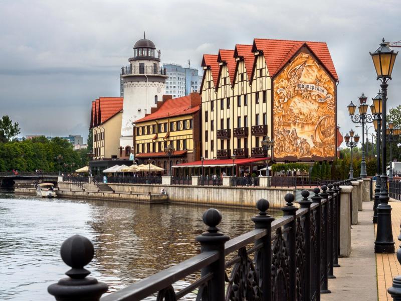 Город восьми ворот: достопримечательности Калининграда