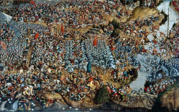 Картина «Оршанская битва»