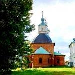 Казанский храм при усадьбе Хмелита