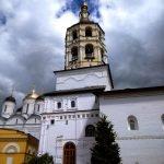 Колокольня Пафнутьево-Боровского монастыря
