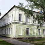 Корпус монастыря