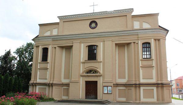 Костёл святого Иосифа Обручника в Орше