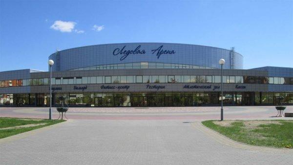 Ледовая арена в Орше