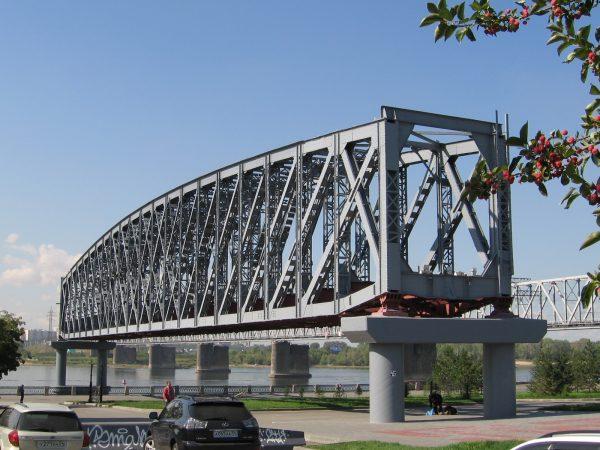 Мемориальный комплекс «Железнодорожный мост»