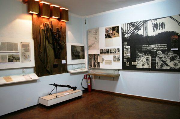 Мемориальный музей Константина Заслонова в Орше