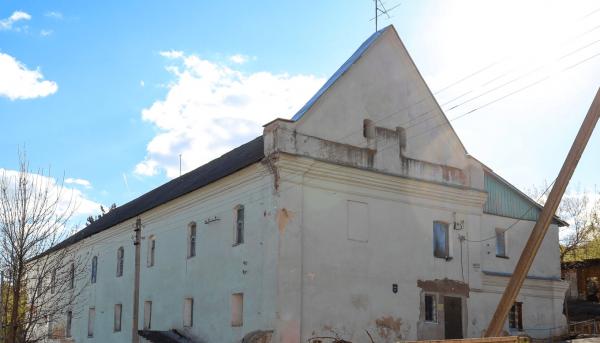 Монастырь францисканцев в Орше