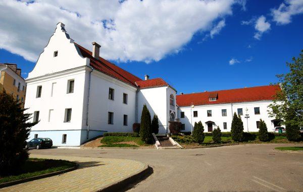 Монастырь тринитариев в Орше