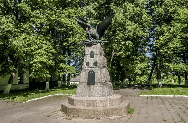 Монумент «Доблестным предкам»