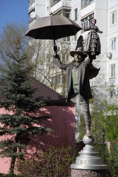 Монумент «Оле Лукойе»