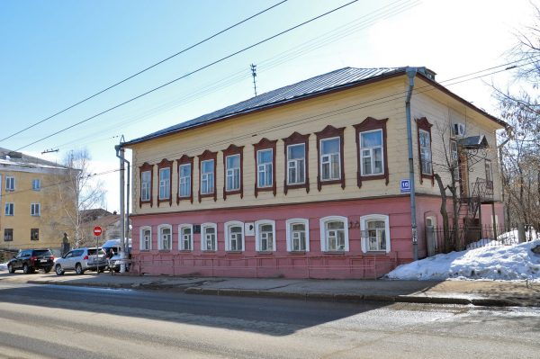 Музей авиации и космонавтики имени К. Циолковского