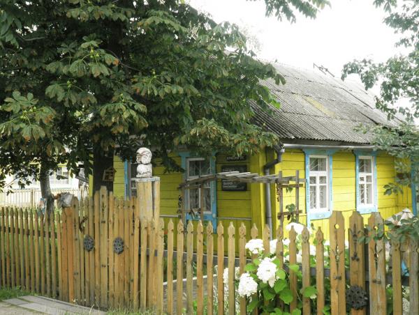 Музей деревянной скульптуры в Орше