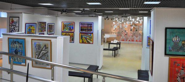 Мытищинская картинная галерея