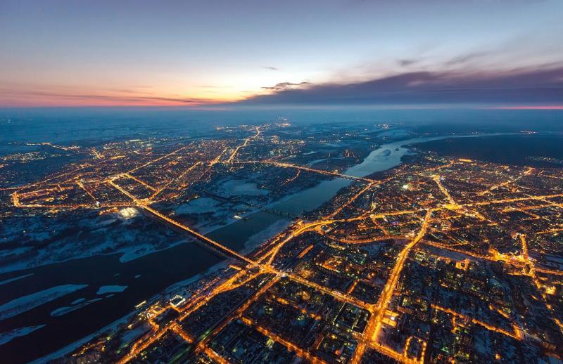 Новосибирск: город науки и современных технологий