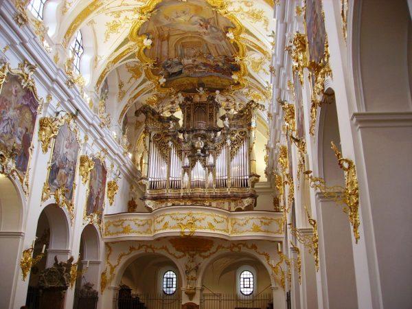 Орган в Старой Капелле