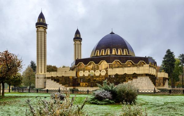 Нальчикская соборная мечеть