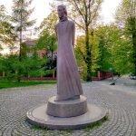 Памятник Людвикасу Резе