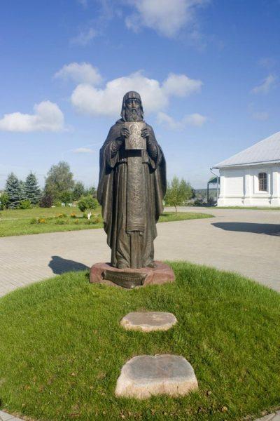 Памятник Преподобному Герасиму Болдинскому