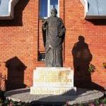 Памятник святителю Николаю
