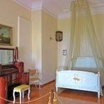 Парадная спальня усадьбы Хмелита
