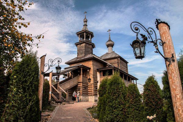 Покровская церковь на Высоком