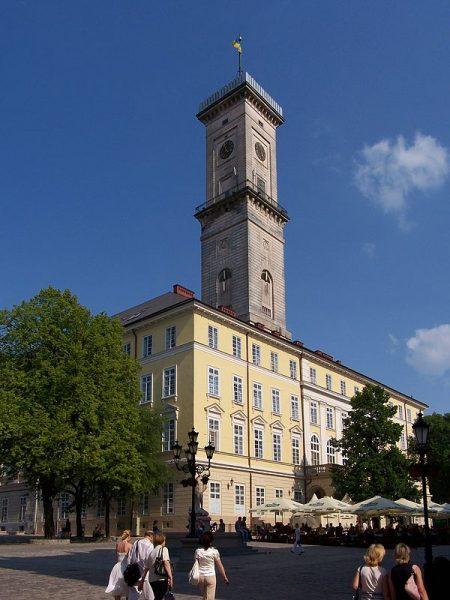 Львовская ратуша