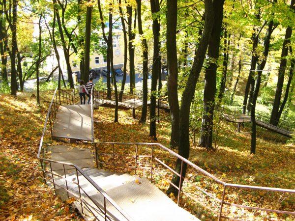Парк «Высокий замок»