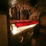 Гробница Богородицы в подземной пещере