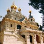Здание православной церкви Марии Магдалины