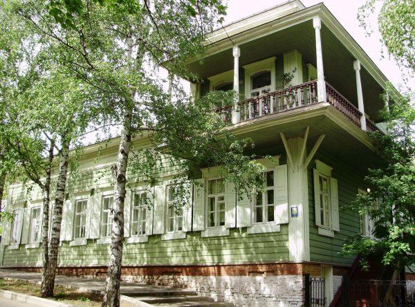 Дом-музей С. Т. Аксакова