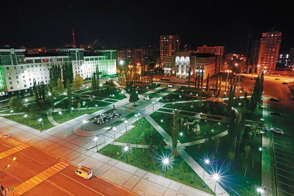 Сквер имени Мустая Карима
