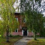 Дом управляющего в усадьбе Худекова