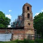 Церковь в усадьбе Худекова