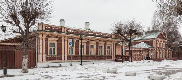 Музей академика Павлова в Рязани