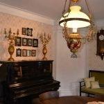 Гостиная в музее Павлова