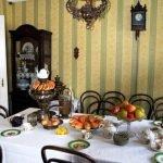 Столовая в музее Павлова