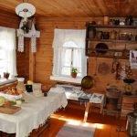 Кухня в музее Павлова