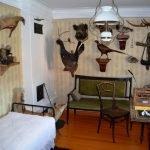 Комната отца в музее Павлова
